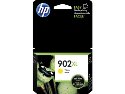 HP 902XL High Yield Yellow Original Ink Cartridge