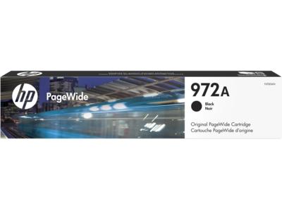 HP 972A Black Original PageWide Cartridge