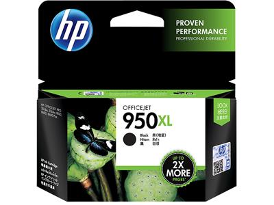 HP 950XL High Yield Black Original Ink Cartridge