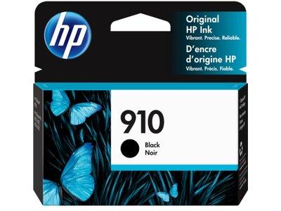 HP 910 Black Original Ink Cartridge