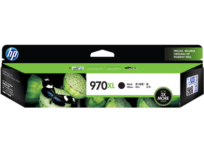 HP 970XL High Yield Black Original Ink Cartridge