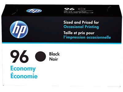 HP 96 Economy Black Original Ink Cartridge