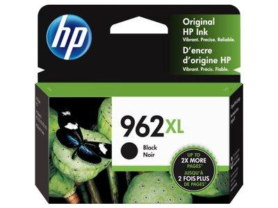 HP 962XL High Yield Black Original Ink Cartridge