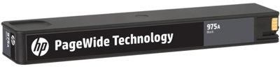 HP 975A Black Original PageWide Cartridge