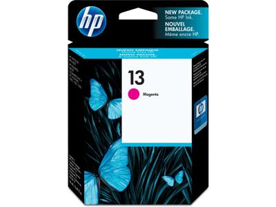 HP 13 Magenta Original Ink Cartridge