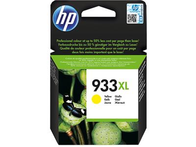HP 933XL High Yield Yellow Original Ink Cartridge