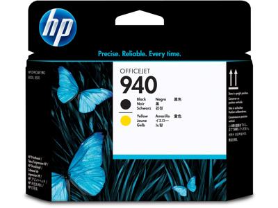 HP 940 Black and Yellow Original Printhead