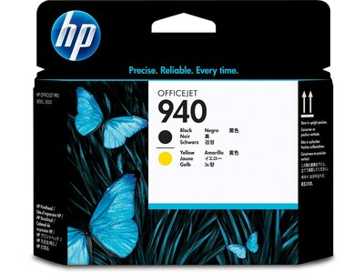 HP 940 Black and Yellow Original Printhead