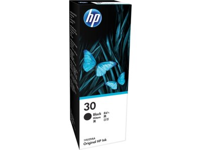 HP 30 135-ml Black Original Ink Bottle