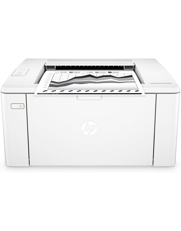 HP LaserJet Pro M102w - printer - monochrome - laser