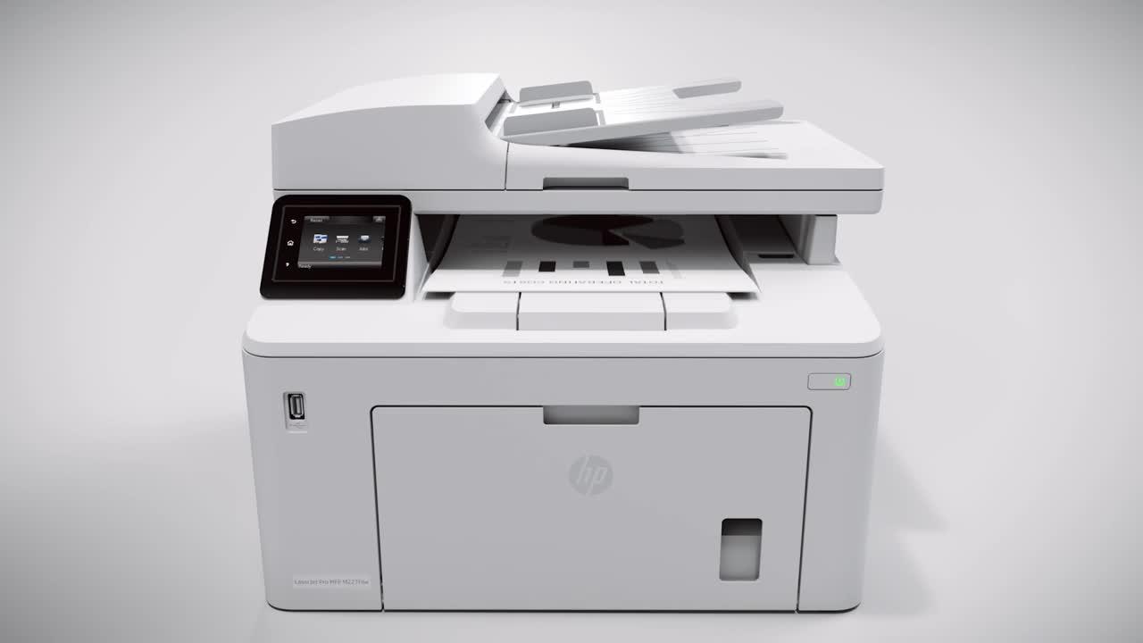 Product | HP LaserJet Pro M203dw - printer - monochrome - laser