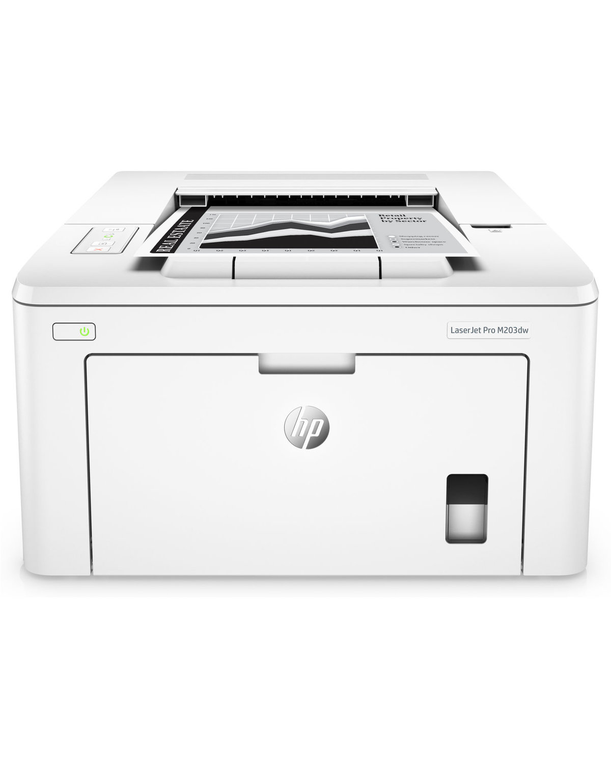 Color printing office depot - Hp Laserjet Pro M203dw Wireless Monochrome