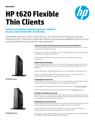 HP t620 Series Thin Clients Data sheet