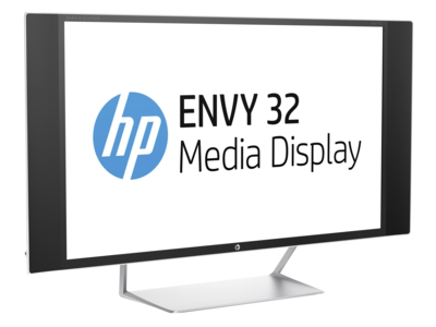 HP ENVY 32 32-inch Media Display with Bang and Olufsen