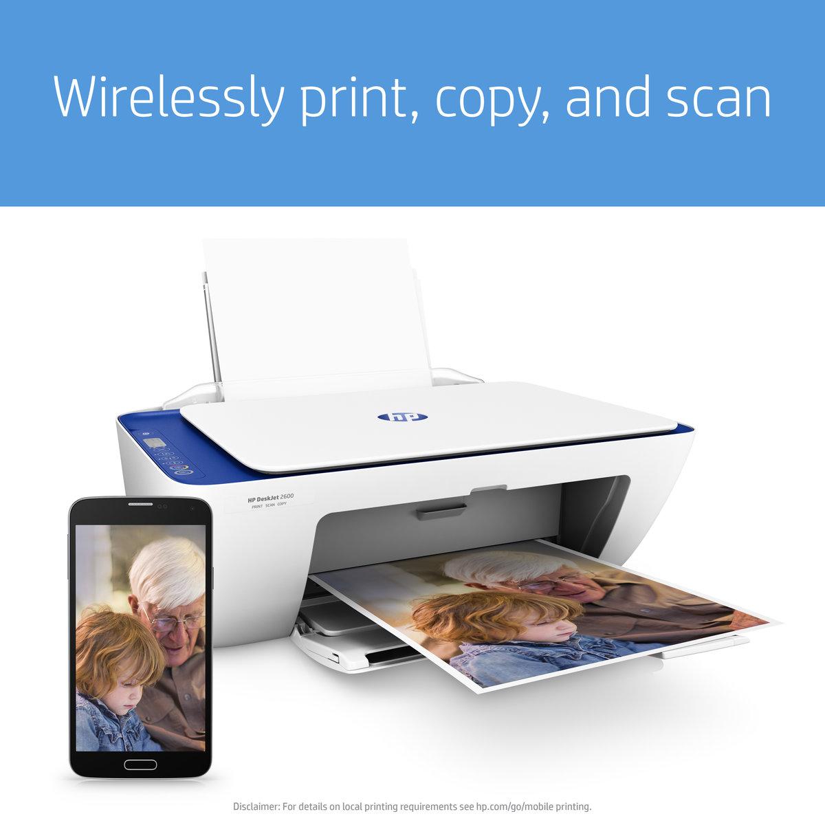 Hewlett Packard Hp Deskjet 2652 Printers Electronics Shop The