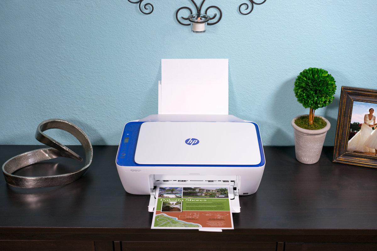 Hp deskjet 2655 all in one printer staples