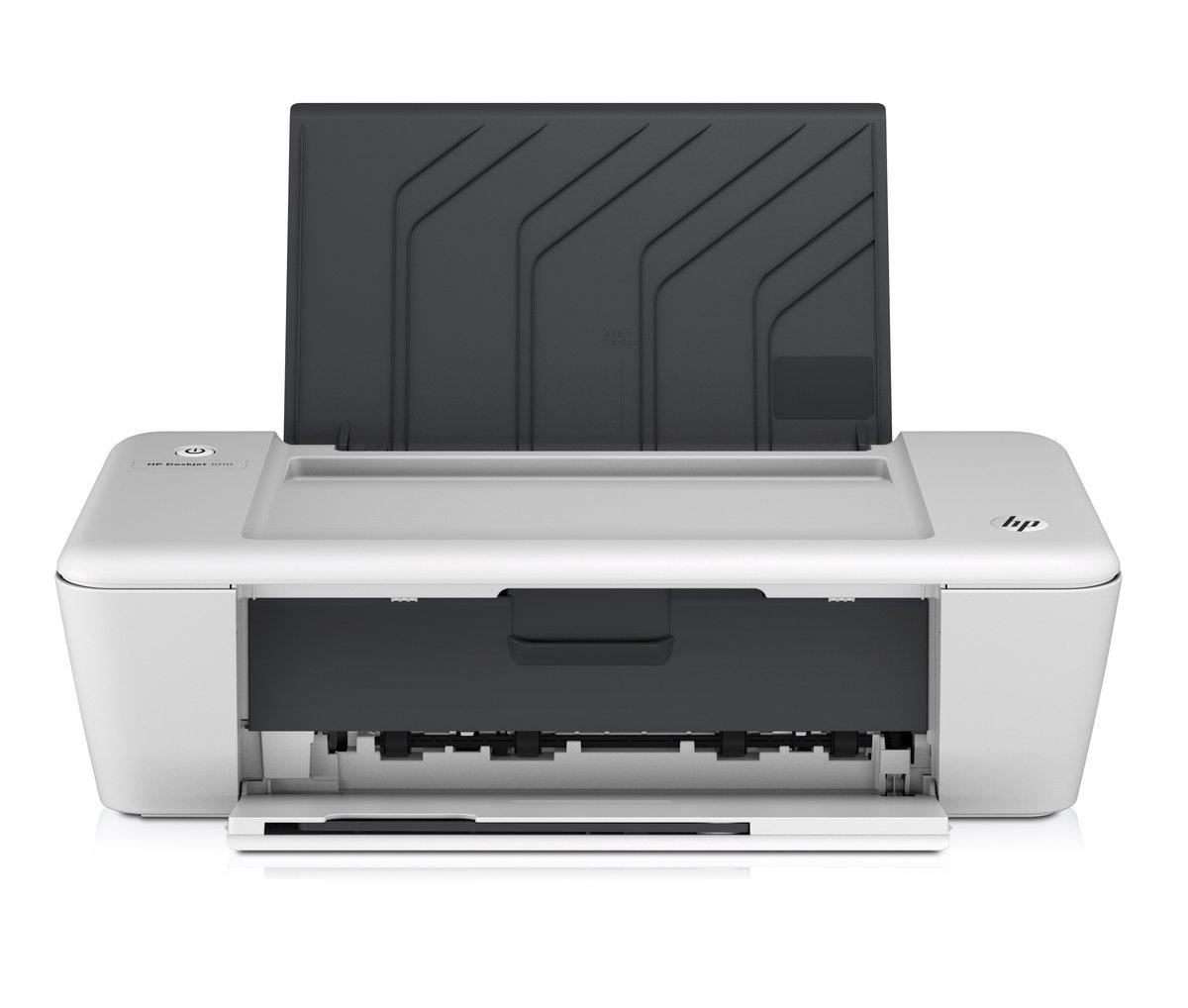 HP Deskjet 1010 Inkjet Printer Color 600 x 600 dpi Print Plain ...
