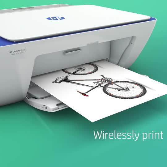 HP Deskjet 2630 AIO Printer - V1N03C