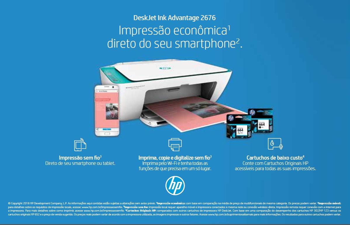 diapositivo 1 de 12,mostrar imagem maior, impressora multifuncional hp deskjet ink advantage 2676