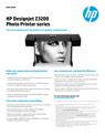 HP DesignJet Z3200 Photo Printer series_LS