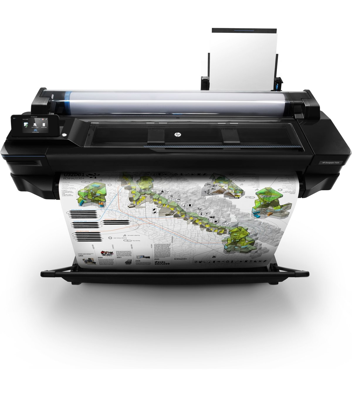 HP DesignJet T520 - ink-jet