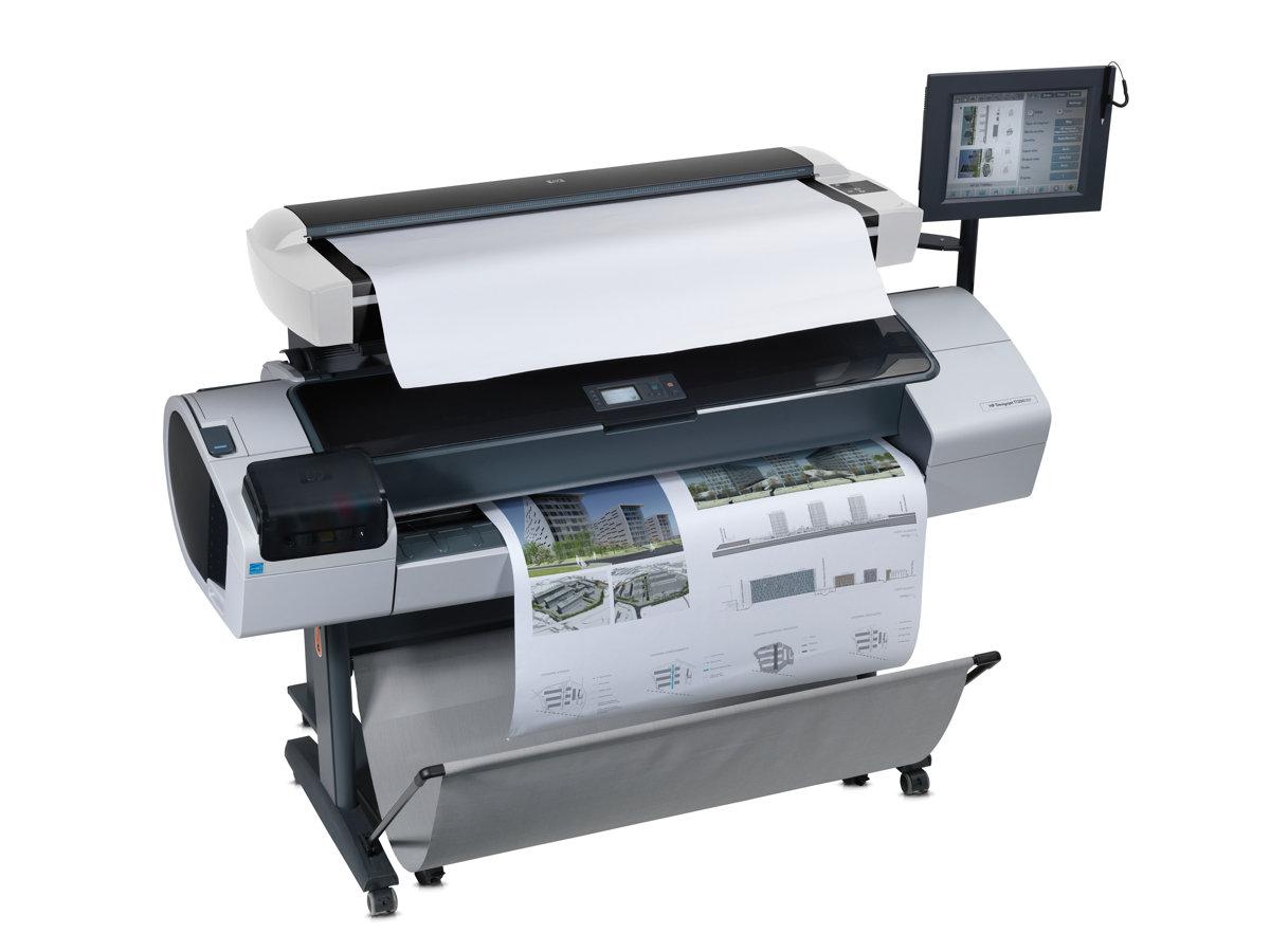 hp designjet t1200 hd postscript inkjet large format printer 44 rh officedepot com hp designjet t1500 user manual hp designjet t1500 user manual