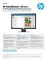 HP SmartStream Software for HP PageWide XL and HP DesignJet Printers