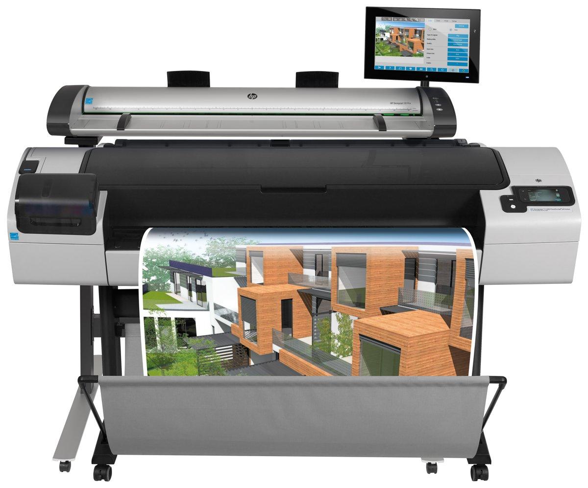 HP DesignJet SD Pro MFP Printer - Rapids Reproductions