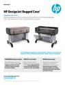 HP DesignJet rugged case