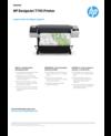 HP DesignJet T795 Printer (English)