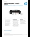 Impresora HP DesignJet T120 de 24 pulgadas