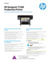 HP DesignJet T7200 Production Printer_4pp_A4