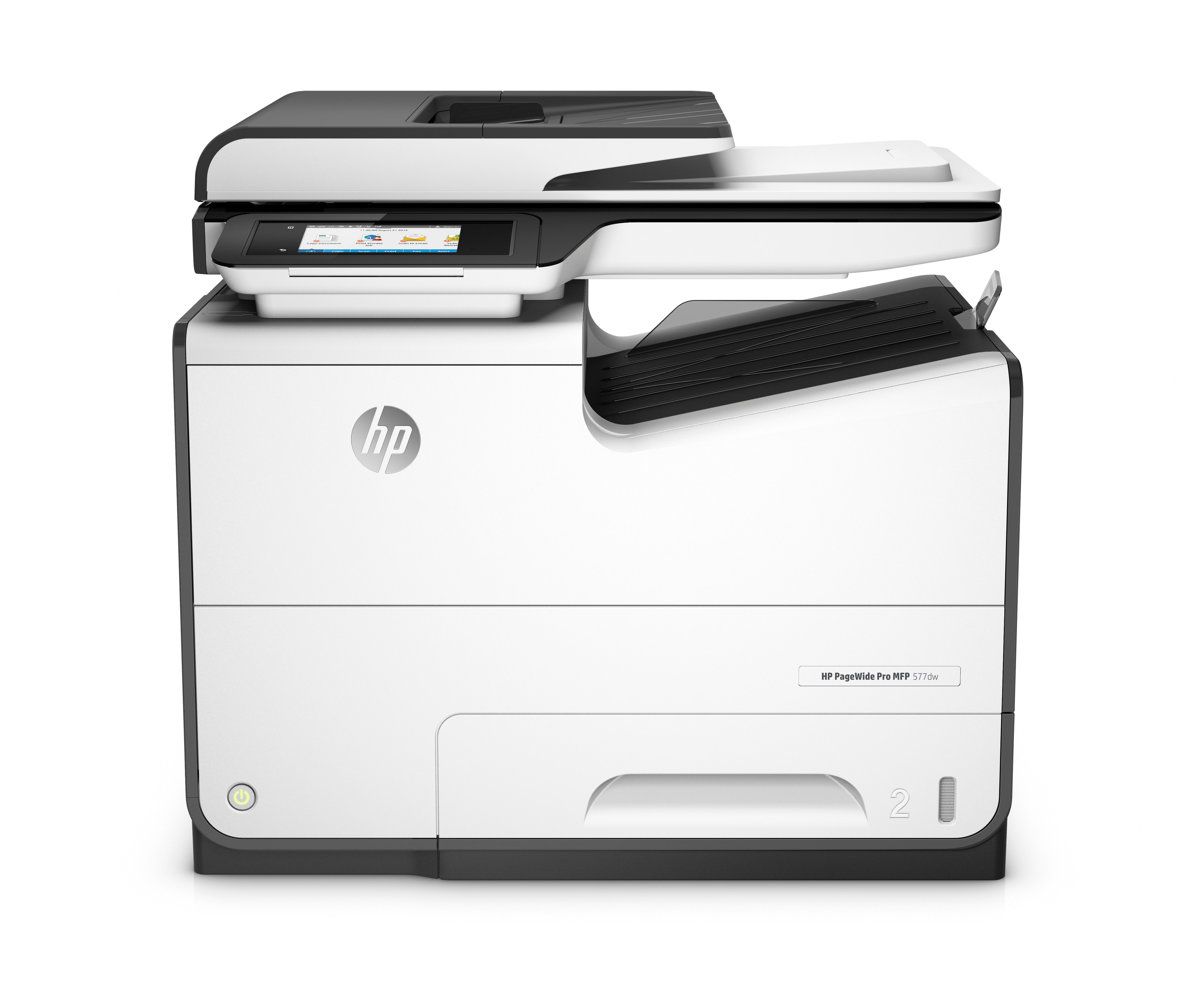 Hp Pagewide Pro 577dw Color Multifunction Business Printer With