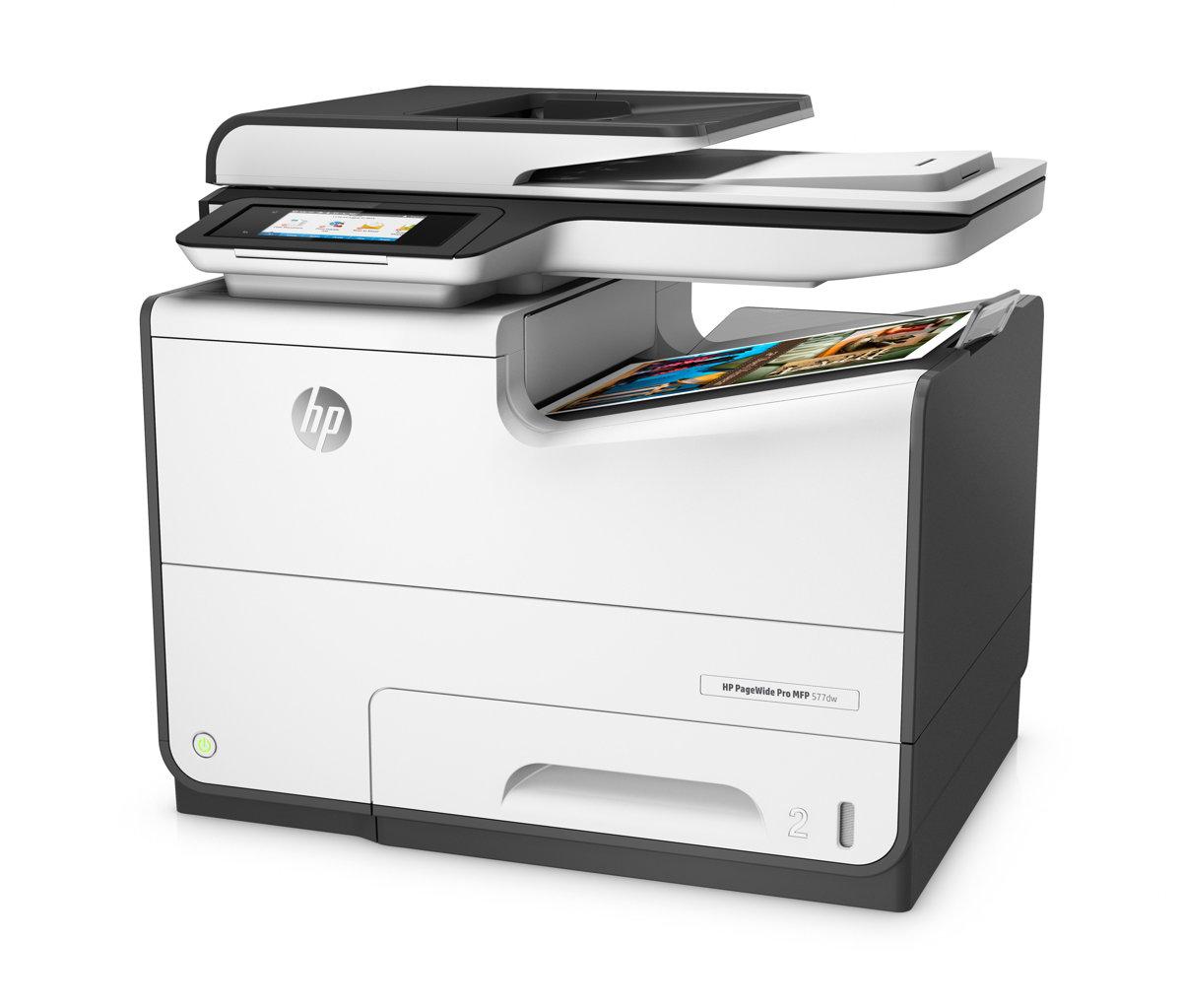طابعة HP Pagewide Pro 577DW - افضل الطابعات