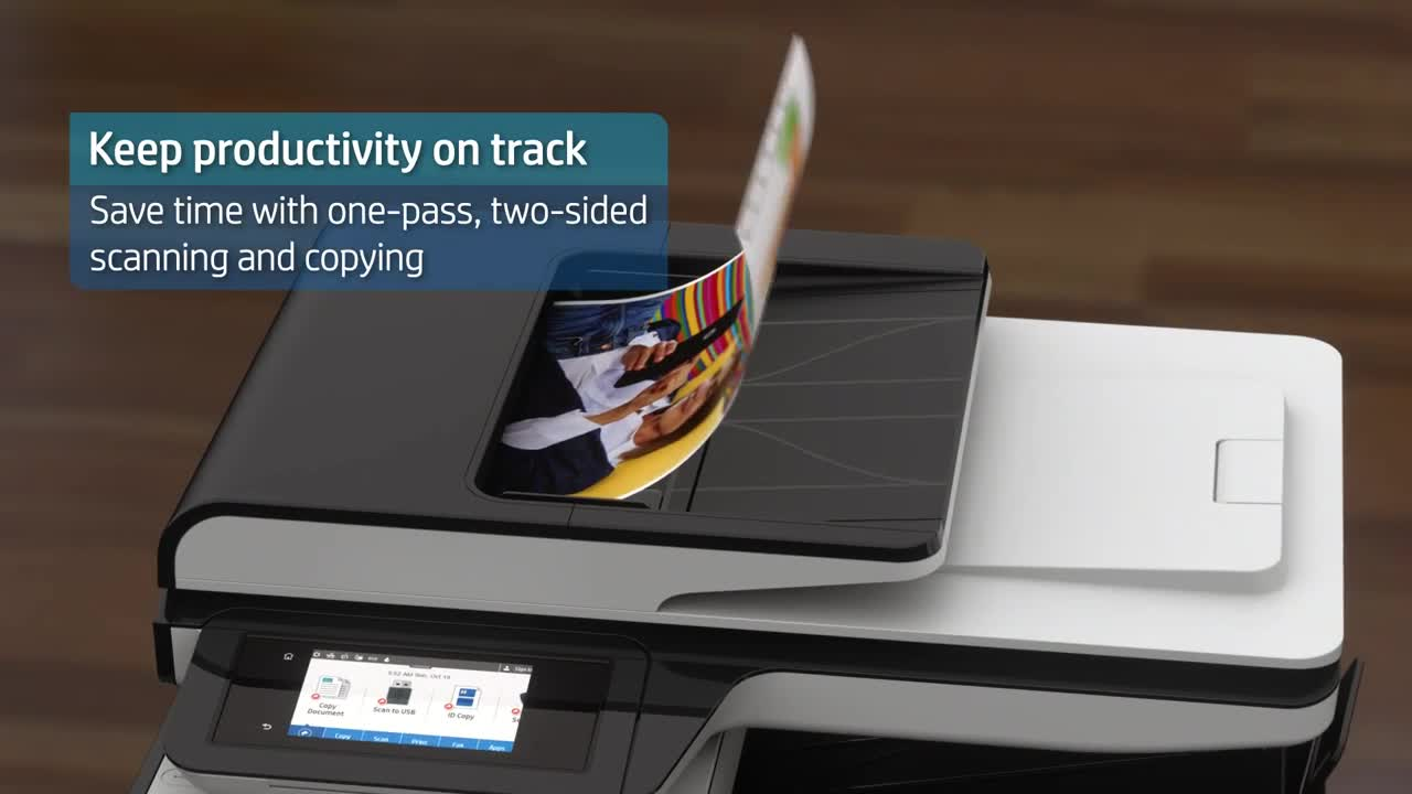Precision Data Products - HP Inc  - HP PageWide Pro 577dw