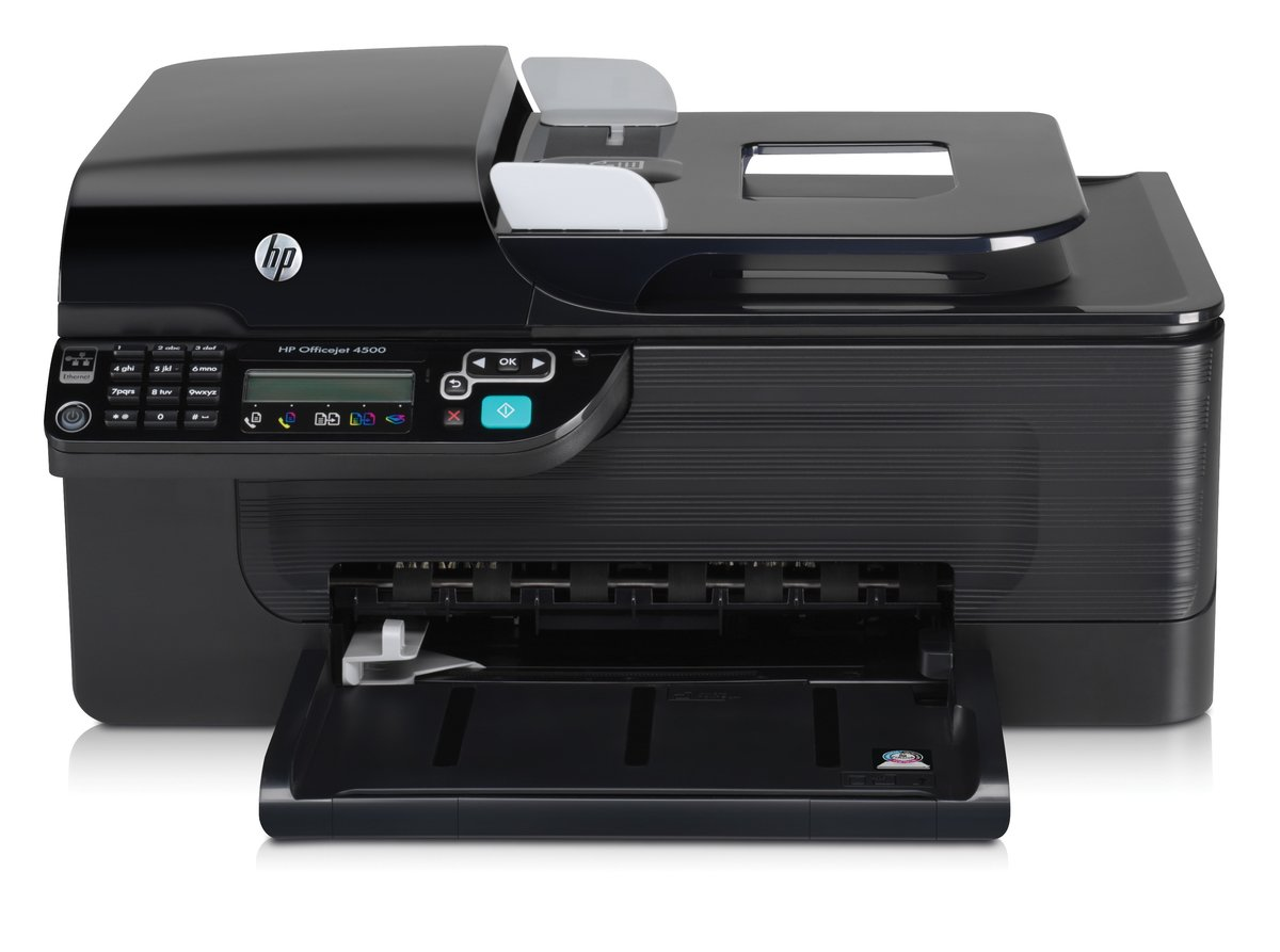 HP Officejet 4500 All In One Printer Copier Scanner Fax by Office Depot &  OfficeMax
