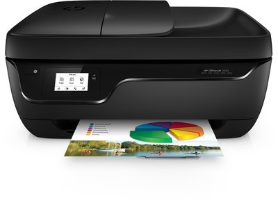 HP OfficeJet 3830 All-in-One 印表機