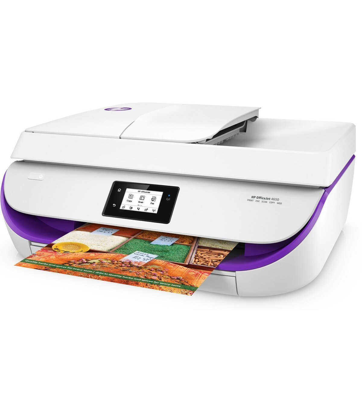 HP Officejet 4650 All-in-One | Product Details | shi com