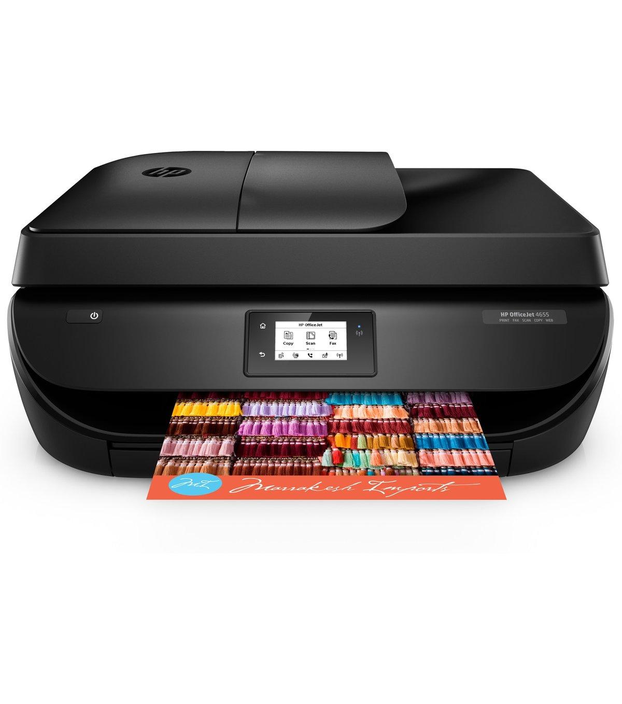 Hp Officejet 4655 All In One Printer Bjs Wholesale Club