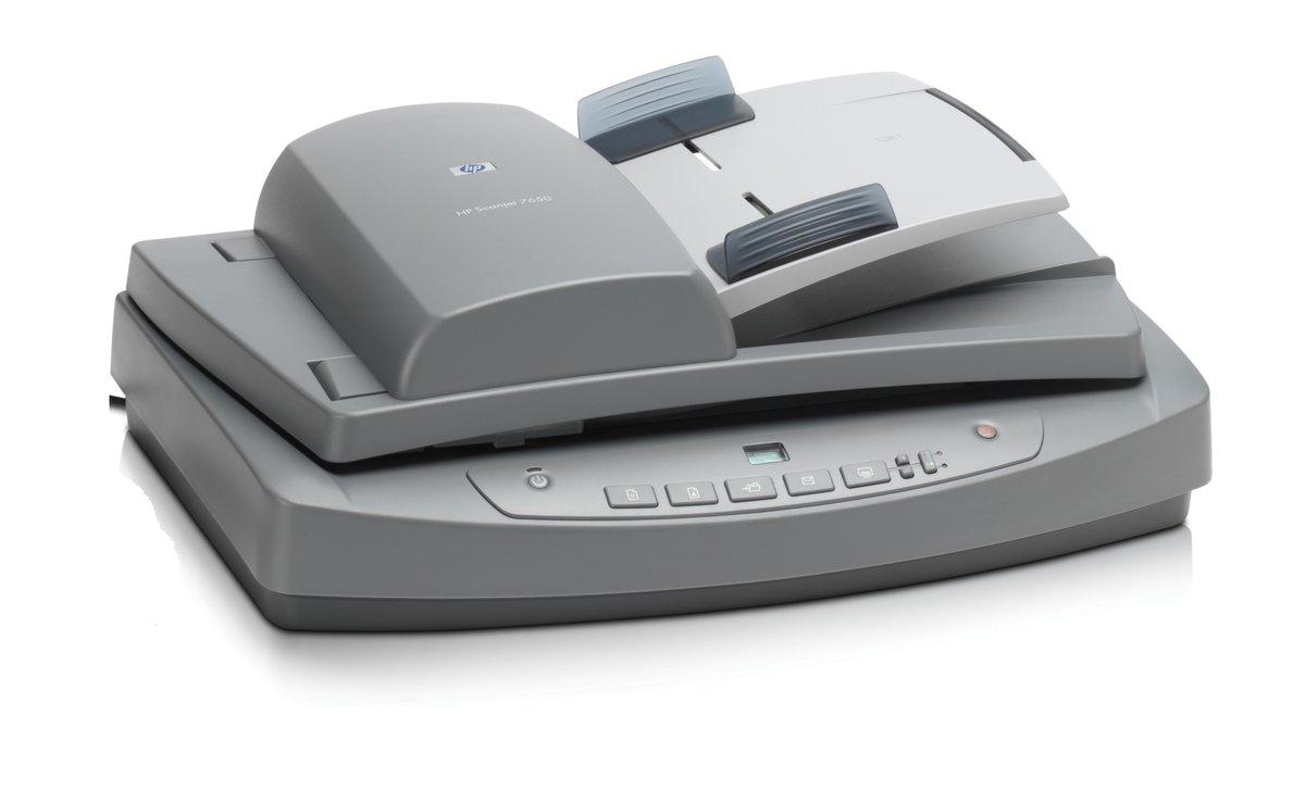 Hp Scanjet 7650n L1942ab1p Bt Shop Fujitsu Fi Series N7100 Network Scanner