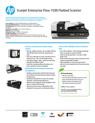 Scanjet Enterprise Flow 7500 Flatbed Scanner