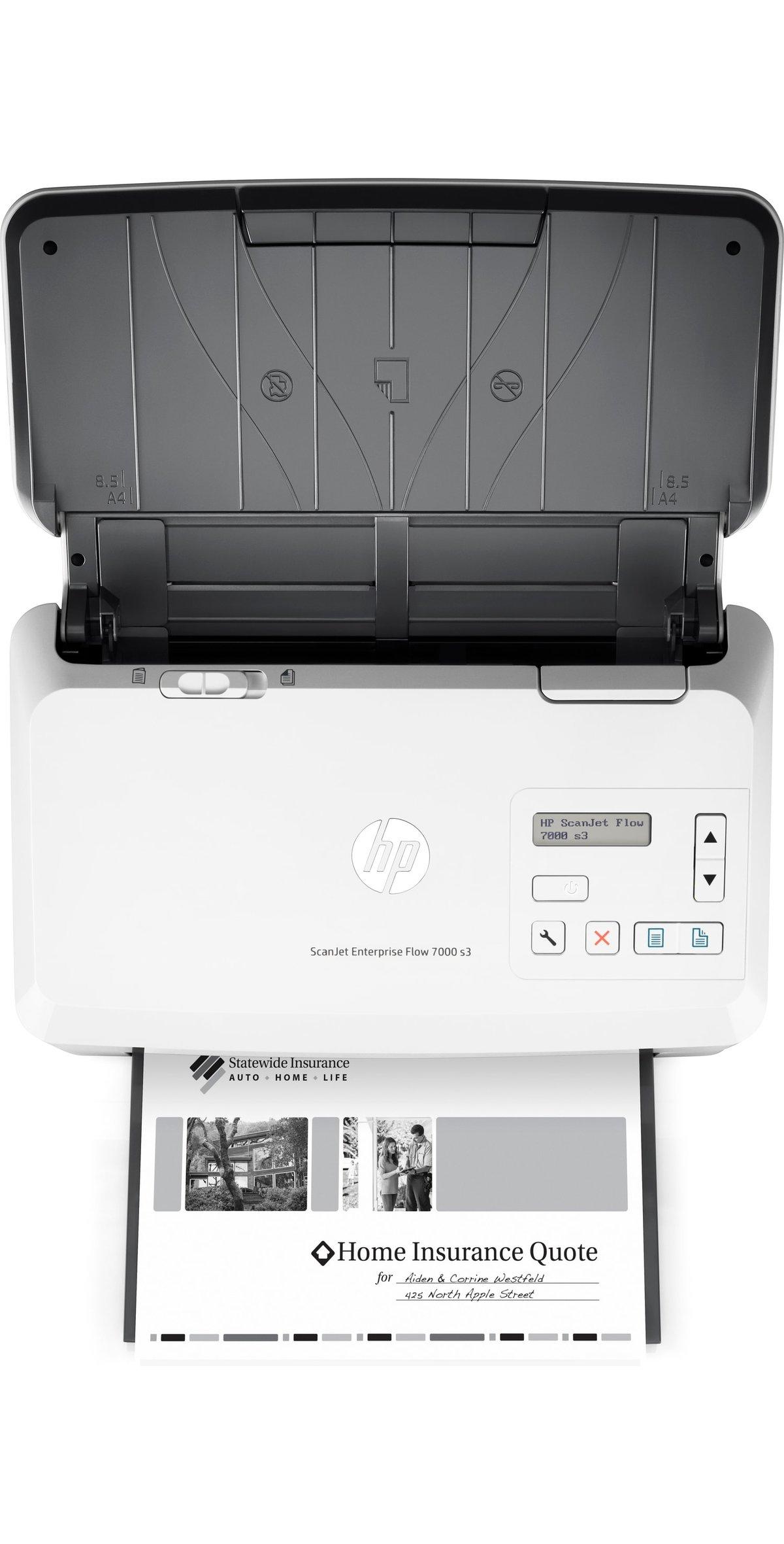 HP ScanJet Enterprise Flow 7000 scanner ($999-$150 savings=$849, 5/31)