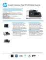 Scanjet Enterprise Flow N9120 Flatbed Scanner