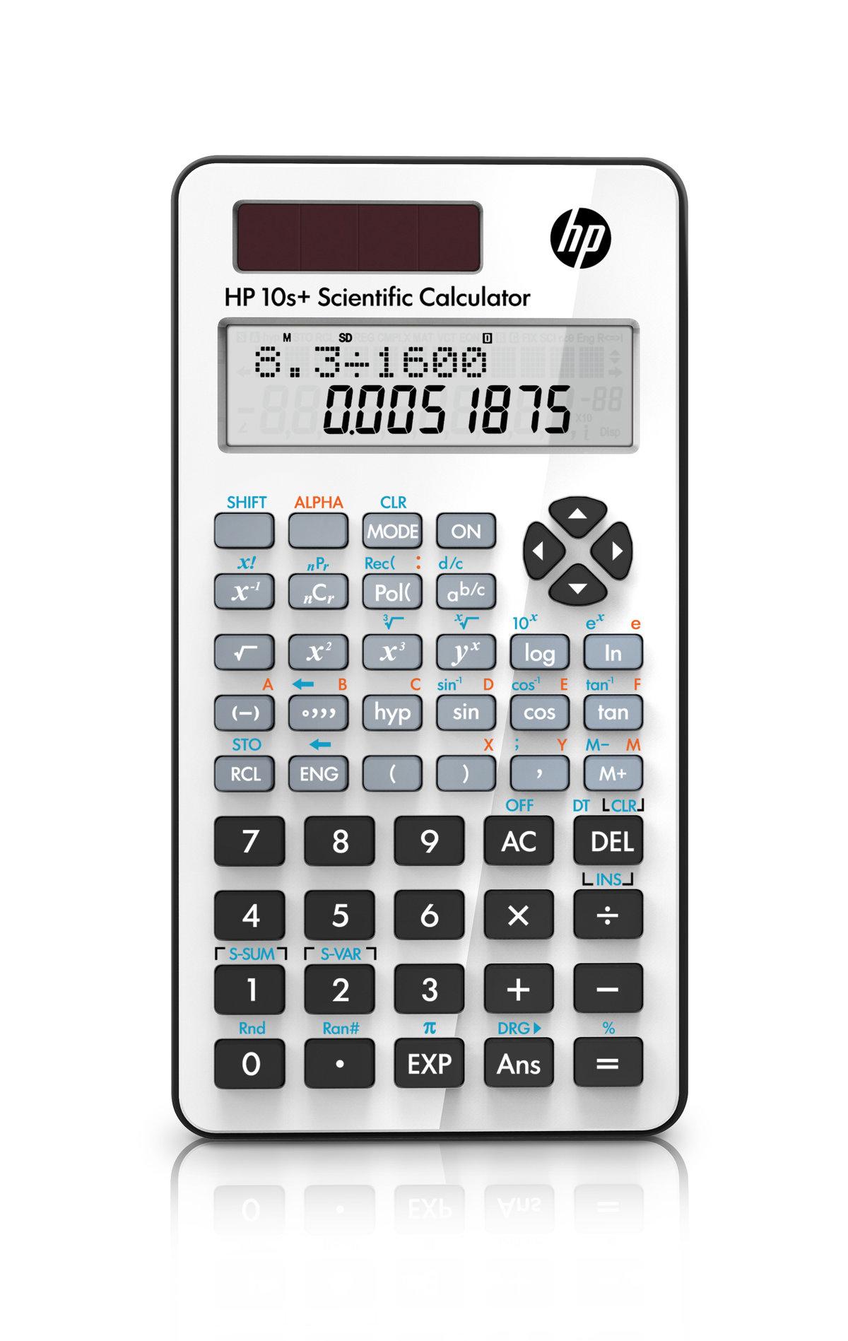 Product Hp 10s Scientific Calculator Kalkulator Casio Portable Printer Hr 8 Tm Slide 1 Of 2show Larger Image