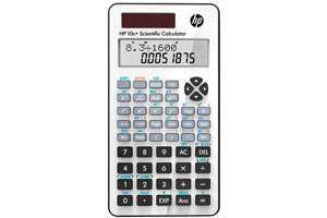 HP 10s+ Scientific Calculator