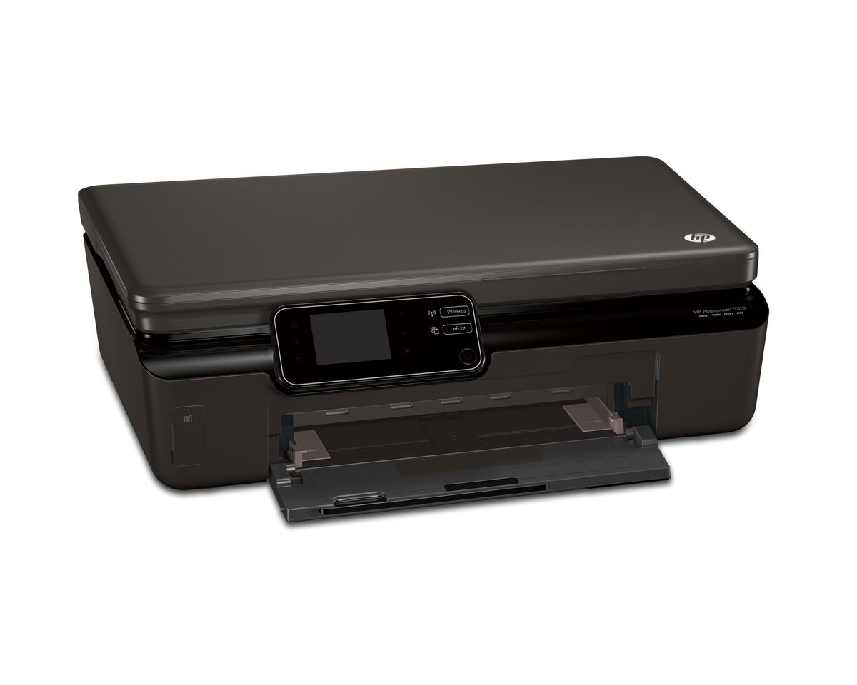 HP Photosmart 5510 e All In One Printer Copier Scanner by Office Depot &  OfficeMax