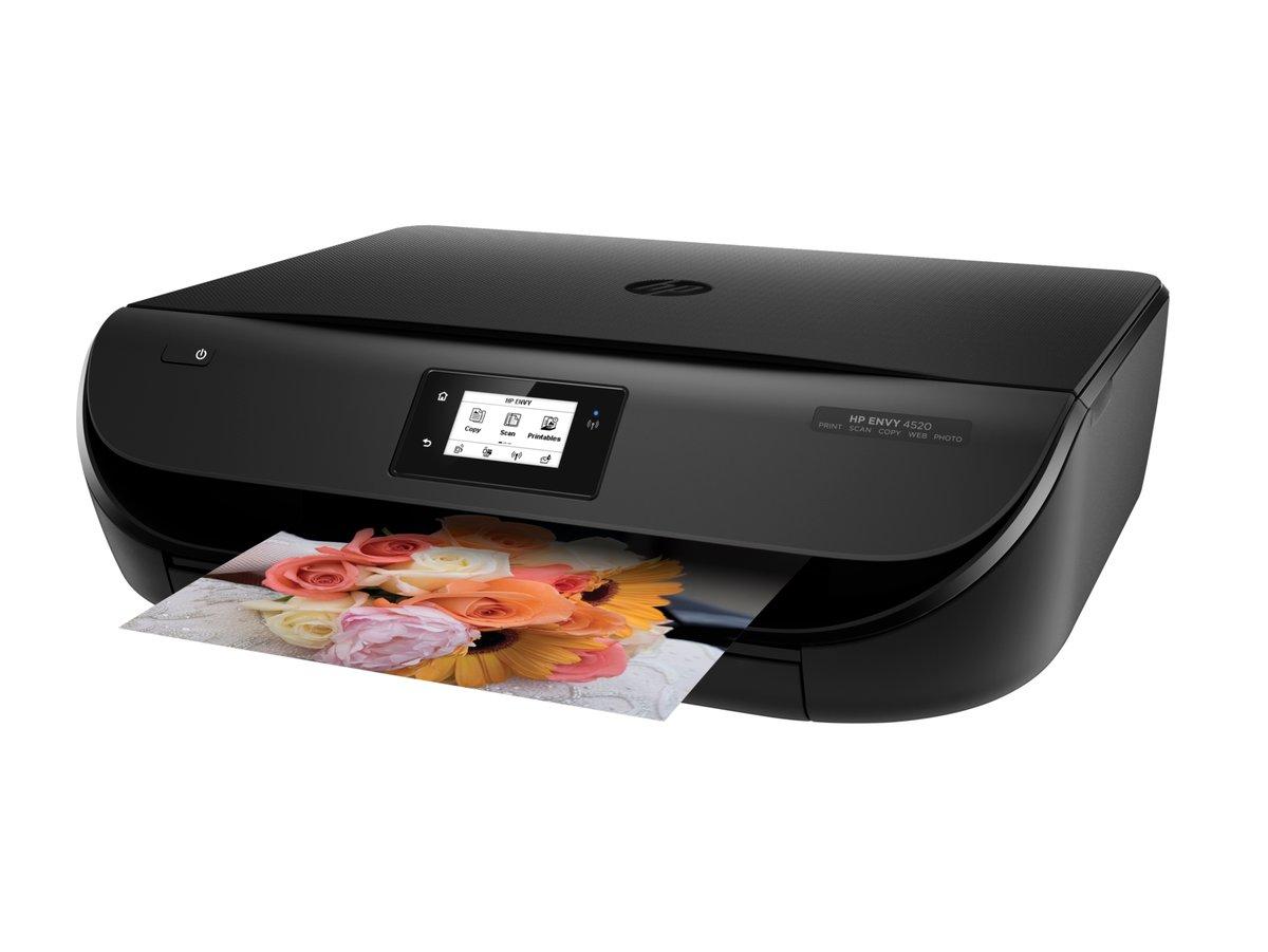 Hp envy 4520 all in one printer staples