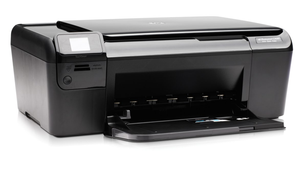 hp photosmart c4680 all in one printer copier scanner by office rh officedepot com hp photosmart c4680 printer driver free download hp photosmart c4680 user manual