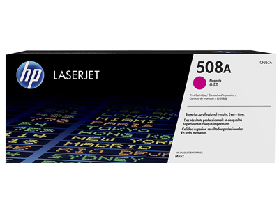 HP 508A Magenta Original LaserJet Toner Cartridge