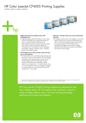 HP Color LaserJet CP4005 Printing Supplies